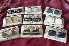 Gemelli polsini DORE' qualità superiore idea regalo stock cuffs twins quality