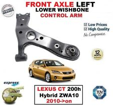 FRONT AXLE LEFT LOWER WISHBONE ARM for LEXUS CT 200h Hybrid ZWA10 2010->on