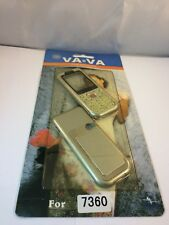Brand New Sealed - Nokia 7360 - Silver - Front Fascia and Back Cover
