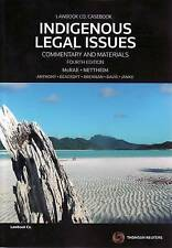 Indigenous Legal Issues: Commentary and Materials by Garth Nettheim, Heather McRae (Paperback, 2009)