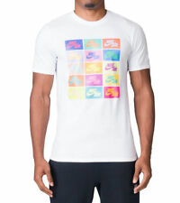 Nike Sportswear Pop Art Sean Wotherspoon Men's T-Shirt L White Air Max 97/1 New
