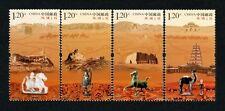 China Stamp 2012-19 The Silk Road 丝绸之路 MNH