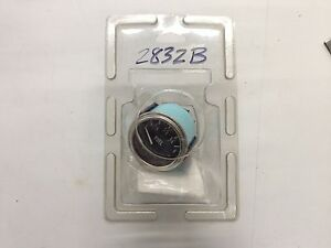 "Make Waves Superpro 2 1/16"" Electronic Fuel Level Gauge AMC 2832B 4C3"