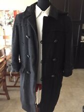 VINTAGE MADE IN GERMANY 100% WOOL COAT ALLGA'UER QUALITATS