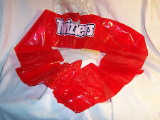 """Hershey's TWIZZLERS  Inflatable Pool Blow-up TOY  65"""" LONG!!  NIP  (#125)"""
