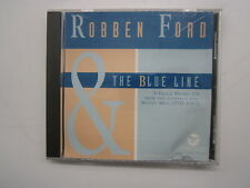 Robben Ford & The Blue Line ‎3-Track Cd (CD, 1993, Promo, GRP)