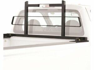 For GMC K1500 Cab Protector and Headache Rack Backrack 32844BM
