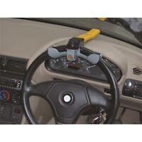 Rotary Steering Wheel Lock - Streetwize Swrl Yellow
