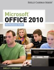 Microsoft Office 2010: Introductory (Available Tit