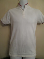 CEDARWOOD STATE - WHITE POLO TOP size XS