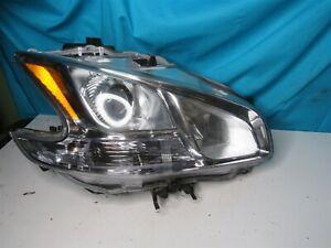 09-14 Nissan Maxima - DEPO Halogen RH Right Passenger Headlight Complete