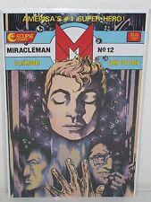 Miracleman #12 - Alan Moore John Totleben - (Eclipse, 1987) - Vf/Nm - Marvel
