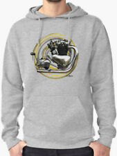 Triumph TR6 Thunderbird Motorcycle engine Sweatshirt, Hoodie INISHED Productions