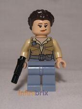 Lego Princess Leia (No Cape) from Set 75094 Shuttle Tydirium Star Wars NEW sw643