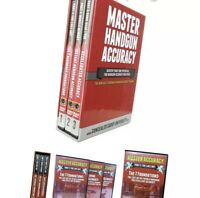 Master Handgun Accuracy Training - Concealed Carry University - 6 HOURS - 3 DVDs