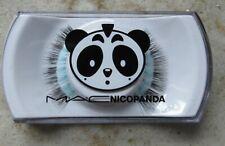 MAC Nicopanda Eyelashes Blue Black New Sealed GAA7