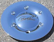 HIPNOTIC BLUR WHEEL CENTER CAP CHROME  280L160  404-16