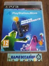 DISCO DECOUVERTE PLAYSTATION MOVE SONY PLAYSTATION 3 PS3 PAL EN SU CAJA