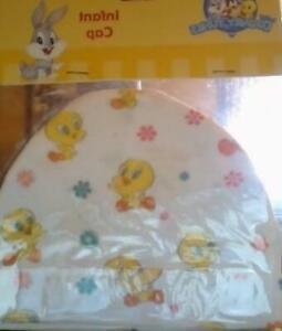 Looney Tunes Soft Cap, Hat, Tweety Bird, Bugs Bunny, Baby Shower