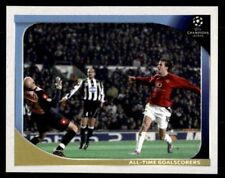 PANINI LIGUE DES CHAMPIONS 2008-2009 - indémodables GOALSCORERS no.557