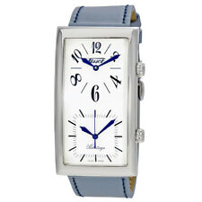 Tissot Classic Prince Ivory Dial Dual Time Mens Watch T56162379