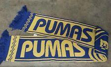 Official Reversible Scarf Bufanda Pumas UNAM Mexico Soccer Futbol Liga MX