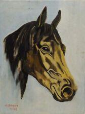 Künstlerische im Impressionismus-Stil mit Tier-Motiv