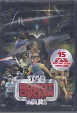 CULT  DVD - ROBOT CHICKEN STAR WARS - NEW - FREE  FIRST CLASS  MAIL