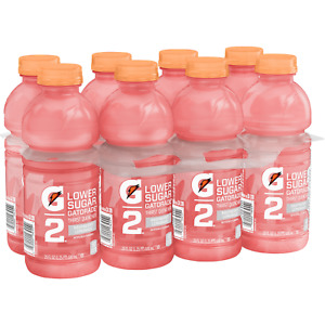 Gatorade G2 Lower Sugar Thirst Quencher Raspberry Lemonade Drink,20 Fl,24 Count