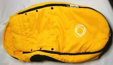 Bugaboo Bee Cocoon Yellow Excellent Condition *Missing Pillow Head Rest
