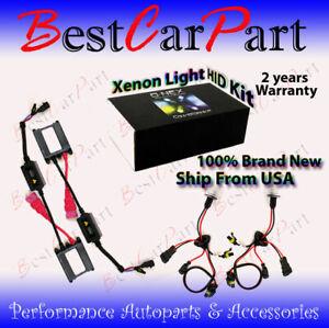 99-04 Sierra Yukon 9006 Xenon HID Conversion AC Kit 6000K 8000K 10000K 12000K