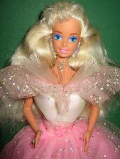 B379-vieja Twinkle Lights barbie # 10390 mattel 1993 ORIG. ropa + compl. joyas