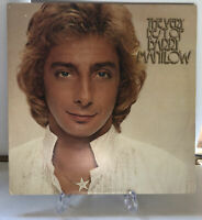 Barry Manilow - The Very Best of [Vinyl LP] - (#EBV-55)