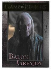 2017 Game Of Thrones Season 6 Gold Foil #87 Serial #101/150 Balon Greyjoy