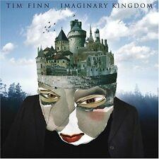 TIM FINN - IMAGINARY KINGDOM (AUDIO CD) [IMPORT] NEW
