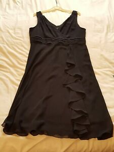 Debenhams Size 18 Petite Office Style Dress