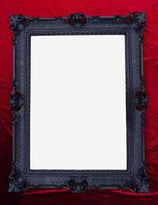 Miroirs sur pied noir pour la décoration intérieure