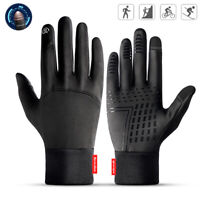 Winter Gloves Touchscreen Thermal Windproof Warm Men Women for Cycling Driving