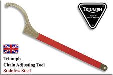 Triumph Chain Hub Tool Daytona Sprint ST Speed Triple Tiger 1050 Stainless Steel