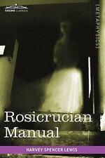 Rosicrucian Manual (Paperback or Softback)