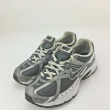 Nike Air Downshifter 2 Women Size 8 Shoes Gray White Purple Athletic Sneakers