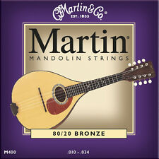Martin Mandolin Strings 80/20 bronze Standart