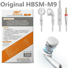 100% Original HB SM-M9 Headsets Headphones in-ear earphone For Android phones