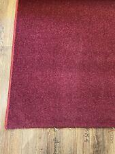 Red Stair Runner - Stair Carpet - Wool Carpet