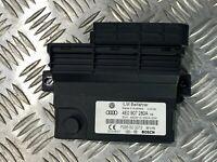 AUDI A8 D3 3.0 TDI ON BOARD SUPPLY CONTROL MODULE UNIT 4E0907280A 2004