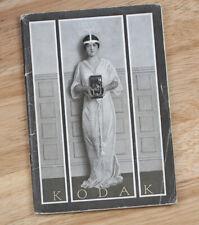 Kodak 1915 Product Catalog/cks/206007