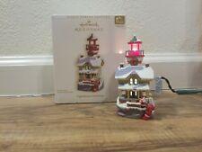 Hallmark Keepsake Ornament LIGHTHOUSE GREETINGS #10 In Series Light 2006
