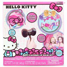 SANRIO Hello Kitty DIY Lip Balm Set Cosmetics Set