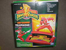Saban's Mighty Morphin Power Rangers Red Ranger Telephone Item # PRT-300