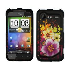 HTC INCREDIBLE2 6350 VERIZON GRAPHIC CASE NIGHT FLOWER